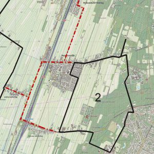Fietsroute Maartensdijk