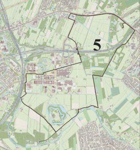 5. fietsroute De Bilt